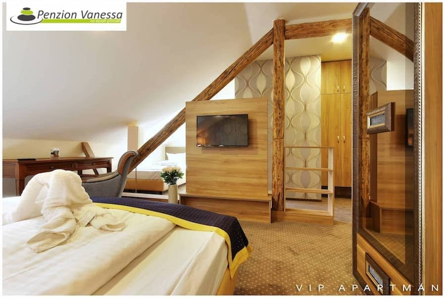 VIP Apartmá