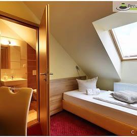 Penzion Brno, jednolůžkový pokoj