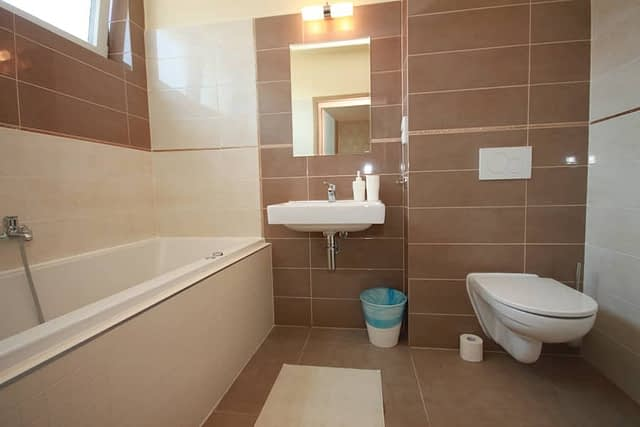 Penzion Brno, koupelna